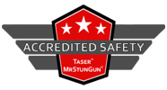 Accredited Safety - Refurbished Tasers